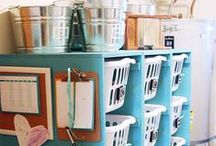 Orginization ideas / Organization tips and ideas for the home. / by Becky Higgins LLC