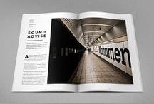 Layout & Editorial Design Inspiration