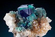 Minerals, gems, precious stones. Минералы, самоцветы, драгоценные камни.