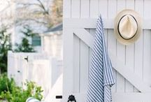 Let's Go Outside / Outdoor entertaining inspiration.