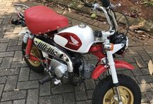 Honda Monkey / Z50 '2002 Limited Edition