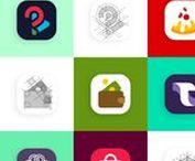 30 App Icon Logos Collection