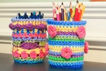 Crochet Misc / Free patterns and ideas  / by Judy Horvath