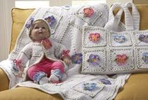 Maggie's Crochet / free & purchase patterns / by Judy Horvath