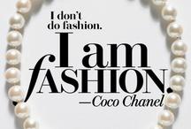 haute couture or having la vie en rose...