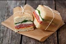 Sandwiches Recipes / by Judy Horvath