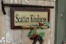 ✿ Outdoors & gardening ✿ / curb appeal, gardening ideas and anything about the great outdoors!