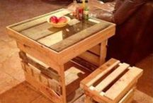 """""""pallets"""" furniture of tha south"""