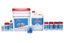 Spa Chemicals / Spa Chemicals to maintain your spa and swim spa water.
