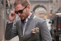 Classy Men / suits, ties, dress, shoes etc.
