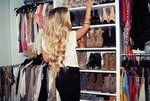 Closet -Dressing room / by Amelia Scasso Belloso