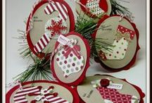 #2 Christmas Crafts & Decorations / free patterns & ideas / by Judy Horvath