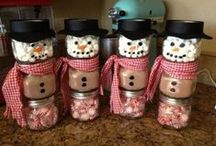 Holiday time craft ideas!