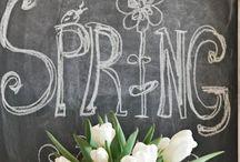 FRÜHLING / ..alles rund um Frühling