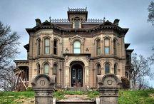 Casas victorianas / Mataría por vivir en una...