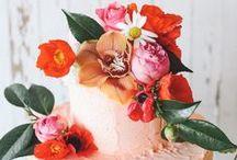 Sweet Beginnings / Delicious cake ideas for sweet beginnings