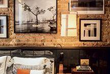 Arquitetura Residencial, Interiores / Fachadas, design de interiores,salas, partes de um todo. / by Cristina Bruno  Correa