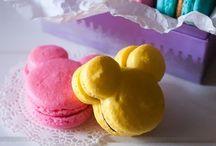 Mickey shaped food