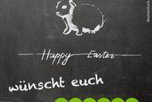 Season's Greetings / Rund um die Hoch-Zeiten des Feierns ....