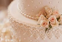 Wedding Cakes / Inspiration for special cakes I want to make.