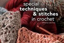 Crochet Puntadas / by Any Chávez de Melgar