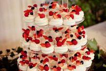 słodkości / jak osłodzić przyjęcie