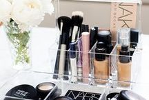 Beauty Storage & Set Ups. / Inspiration for my future dressing table and beauty storage
