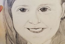 My drawings / Self taught. Newbie. Hobby art.