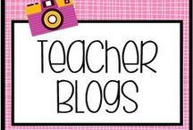 UES Teacher Blogs / Ideas you can use now on our teacher blogs. Perfect for the 3rd - 6th grade classroom. / by Upper Elementary Snapshots