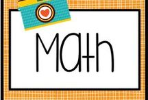 UES Math / Great math ideas for the 3rd - 6th grade classroom. / by Upper Elementary Snapshots