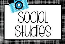 UES Social Studies / Lots of social studies ideas for the 3rd - 6th grade classroom. / by Upper Elementary Snapshots