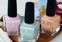 Vegan 5-Free Nail Polish   Julisa / Julisa 5 Free Vegan-friendly nail polish. Australia made & cruelty free.