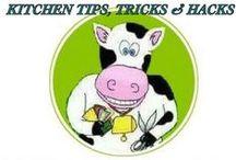 Kitchen Tips, Tricks, & Hacks