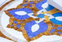 Mosaic / I made this mosaic