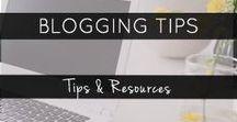 Blogging Tips / Helpful Blogging Tips and Tricks. Resources and Blog Inspiration. sabrina-nicole.com