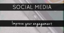 Social Media / Conversation Tips - Grow Your Social Media. Generate a buzz and connect with others.