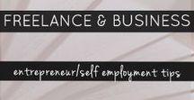 Freelance & Business Tips / Tips for Small Business - Freelancers, Solopreneurs, Entrepreneurs.