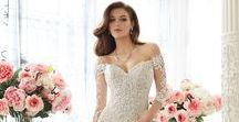 Sophia Tolli / Sophia is a fantastic designer, who insists on the finest fabrics and beading, and who outdoes herself with the fit-every single time!