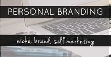 Personal Branding / Building a recognisable personal brand opens opportunities. Personal branding is the process of developing an image that is created around your name or your career. You use this to express and communicate your skills, personality and values.