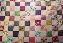 patchwork / quilts and patchwork / by lisa pb