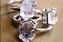 Stones of Love / An ode to beautiful jewellery.  / by Nikole Bordato