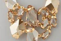 Jewelry. My true love. / by Jillian Kennedy