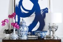 Inspiring Interiors / Interior design and interior decor ideas and how-to's. / by Lauren Rutherford