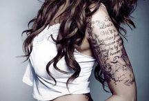 gettin ink done / by Jennifer Hallman