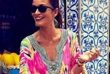 Spring and Summer Style / Hair, beauty and style inspiration for spring/summer. / by Lauren Rutherford