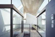 Interior - House / Designs I like. Mostly minimalism and colour.