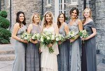 Bridesmaids / by Rhiannon Nicole Bosse