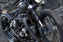 Motorcycles / by Steve Waugh
