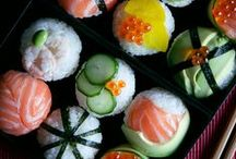"Japanese Foods / Check out my other board named, ""I Love Japan!!!"". / by Marlena"