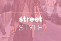 Street Style / street style, style, street outfits, outfits, fashion, street fashion, new york city outfits, nyc outfits, city fashion, city outfits, city clothes, nyc clothes, chicago fashion, chicago style, new york style, new york, chicago, city, street accessories, street jewelry, accessories, jewelry, fashion jewelry / by PammyJ Fashions